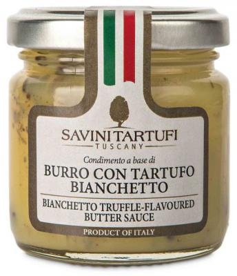 Burro al Tartufo Bianco · with white truffle cibo valsana truffle suppliers london