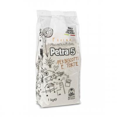 Petra 5 - Wheat Flour type 1 - for sweets