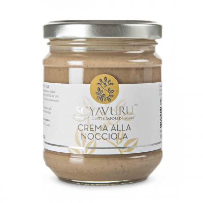 Crema di Nocciole · hazelnut sweet cream cibo valsana scyavuru suppliers london