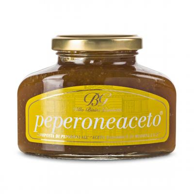 Peperoneaceto - Pepper and Balsamic compote