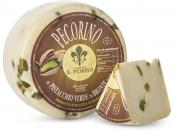 Pecorino al Pistacchio Verde di Bronte DOP cibo valsana cheese suppliers london, Valsana, Cibo, Cheese, Supplier, Importer, Wholesaler, Italian, formaggio
