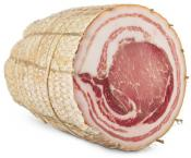 Pancetta with Lombo cibo valsana suppliers london