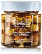 carciofi alla crudaiola · raw artichokes cibo i contadini london supplier
