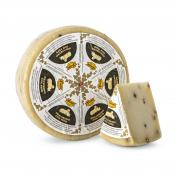 Pecorino with peppercorn